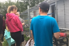 Visit to Clarenville Area SPCA